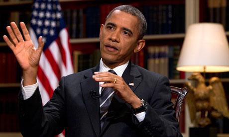 US-Präsident Barack Obama; Foto: AP