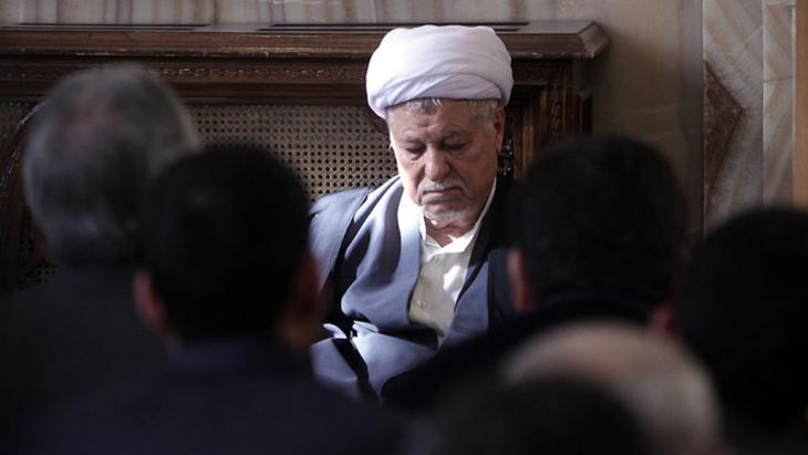 Ali-Akbar Hashemi Rafsandschani; Foto: ISNA