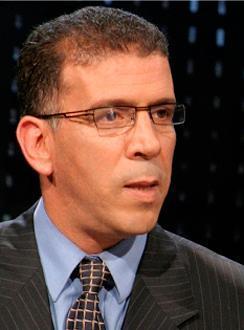 Der algerische Fußball-Experte Hafiz Deraji; Foto: privat