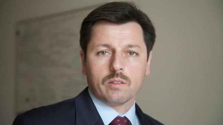 Iran-Experte Walter Posch; Foto: picture-alliance/picturedesk.com