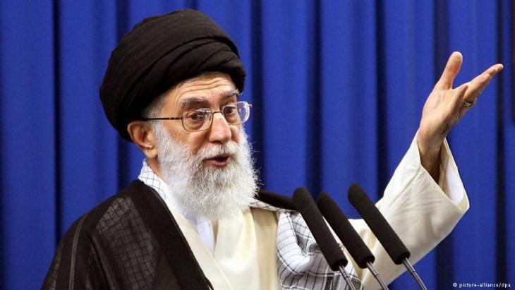 Ayatollah Ali Khamenei; Foto: dpa