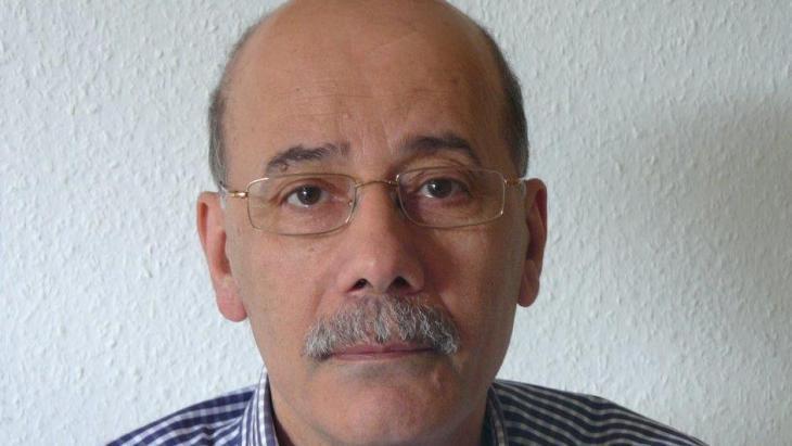 Der libanesische Journalist und Politologe Abdel Mottaleb El Hussein; Foto: privat