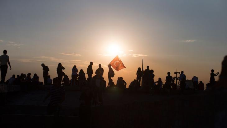Gezi-Park Proteste 2013; Foto: Getty Images