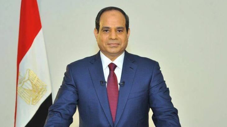 Ägyptens Präsident Abdel Fattah al-Sisi; Foto: picture-alliance/dpa