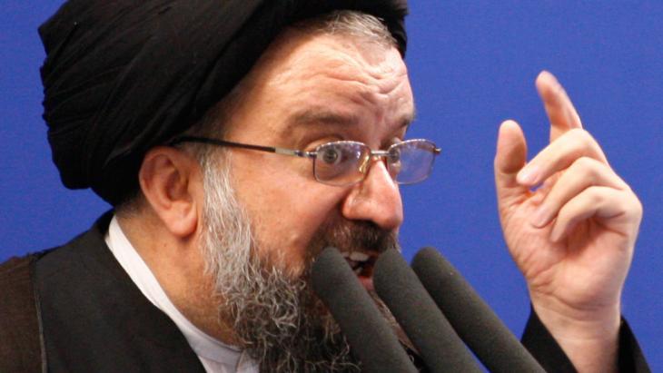 Ayatollah Ahmad Khatami; Foto: AP