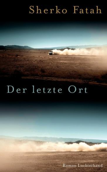 Cover of the German edition of Sherko Fatah's latest novel (source: Luchterhand)