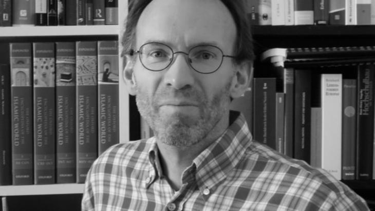 Universitätsprofessor Patrick Franke; Foto: oh