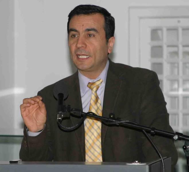 Khaled Hroub; Foto: Ibn Rushd Foundation