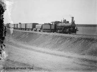 Bagdad-Bahn; Foto: picture-alliance/dpa