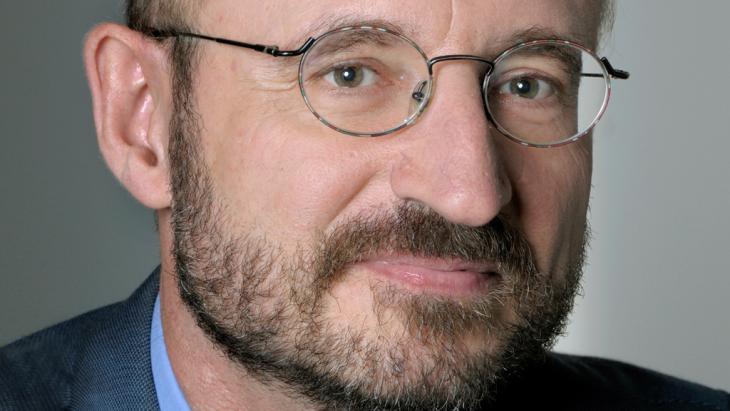 Der Erlanger Islamwissenschaftler und Jurist Mathias Rohe; Foto: dpa/picture-alliance