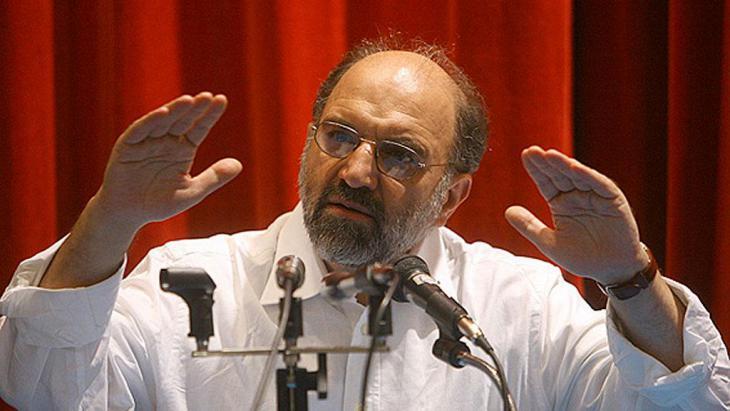 Abdolkarim Soroush, iranischer Theologe und Regimekritiker; Foto: ISNA