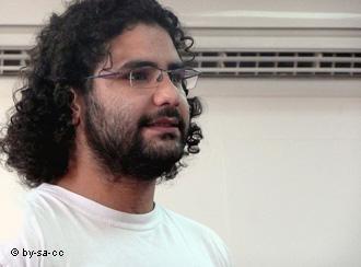 Alaa Abdel-Fattah; Foto: by-sa-cc