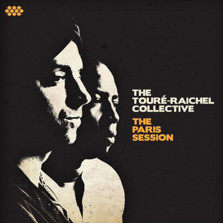 """Cover der CD """"The Paris Session"""""""