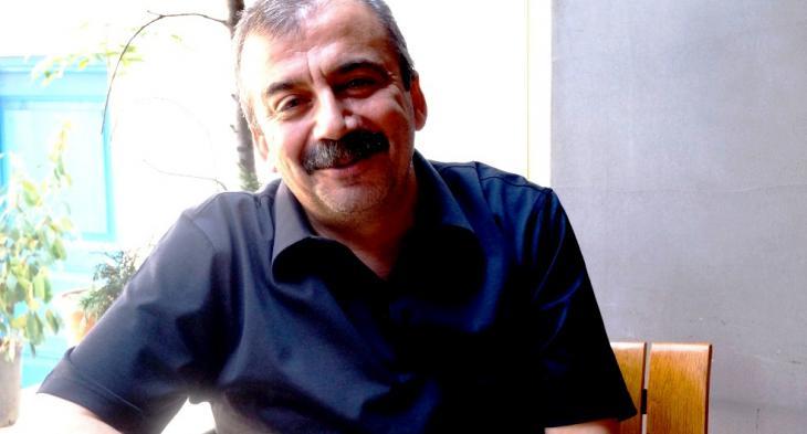 Sırrı Süreyya Önder; Foto: Ceyda Nurtsch