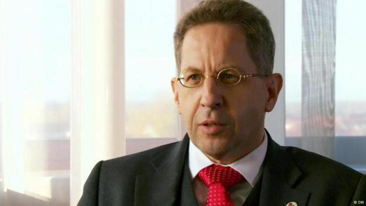Hans-Georg Maaßen; Foto: DW