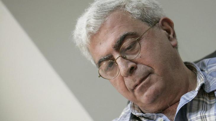 Der libanesische Schriftsteller Elias Khoury; Foto: dpa/picture-alliance