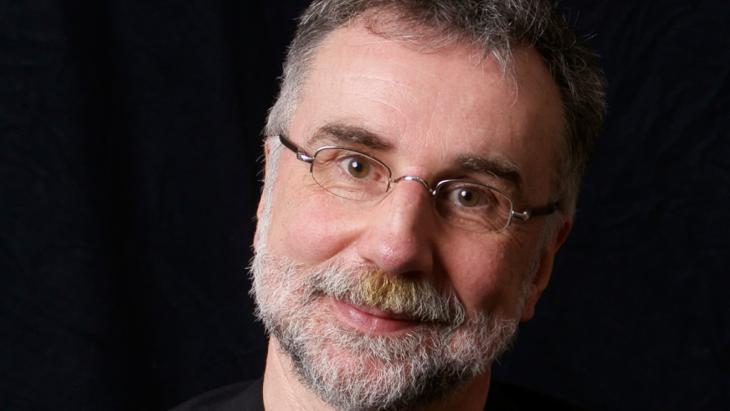 Jochen Hippler, Professor an der Uni Duisburg-Essen; Foto: privat