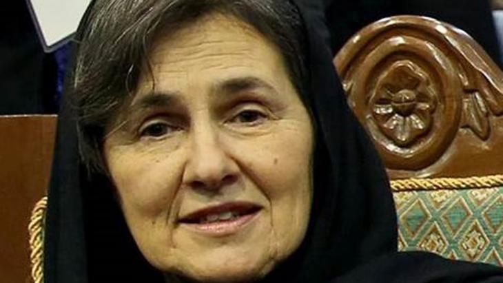 Rula Ghani; Foto: Esmat Mohib