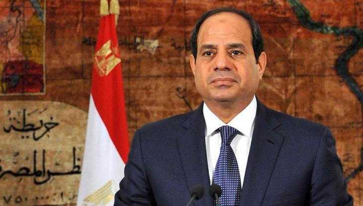 Ägyptens Präsident Abdelfattah al-Sisi; Foto: AFP