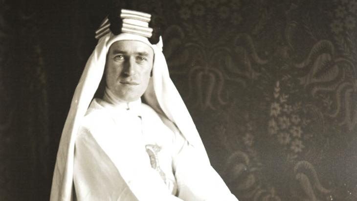 T. E. Lawrence; Foto: picture-alliance/dpa
