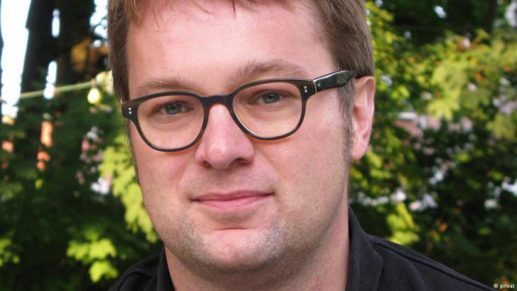 Oliver Nachtwey, Soziologe der TU Darmstadt, Foto: privat