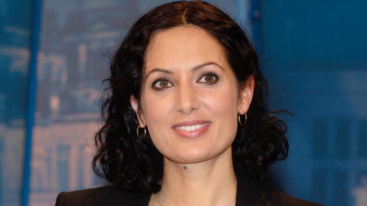 Naika Foroutan; Foto: picture-alliance/ZB