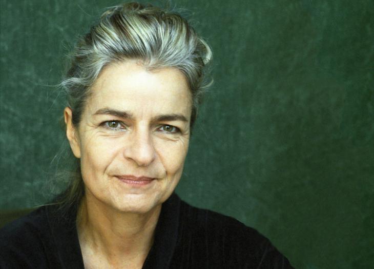 Die politische Journalistin und Buchautorin Charlotte Wiedemann. Foto privat