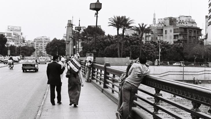 Liebe in Ägypten Foto Samuel schielke