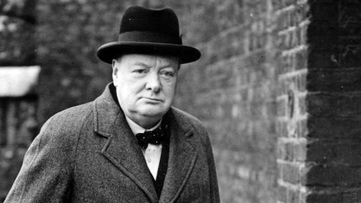 Winston Churchchill; Foto: Getty Images
