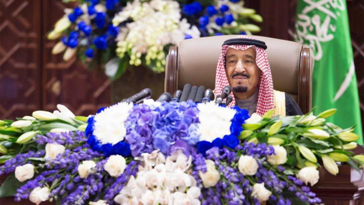 Salman bin Abdulaziz Al Saud; Foto:  picture alliance/Photoshot