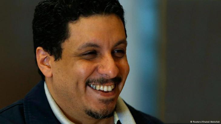 Jemenitischer Präsidentenberater Ahmed Awad bin-Mubarak; Foto: Reuters/Khaled Abdullah