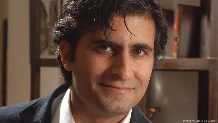 Amer al-Sabaileh; Quelle: Amer Al Sabaileh via Google+