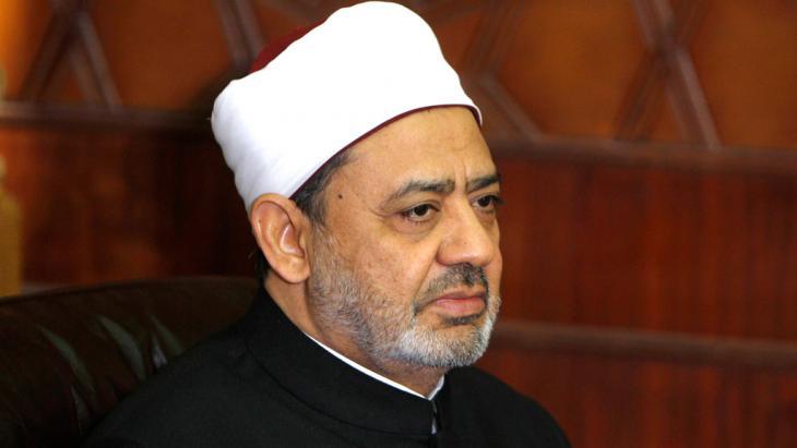 Großmufti Scheich Ahmed el-Tayeb; Foto: Reuters