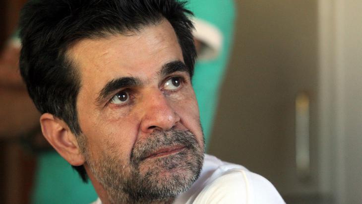 Der iranische Regisseur Jafar Panahi; Foto: picture-alliance/dpa