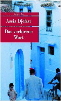 "Buchcover ""Das verlorene Wort"" im Unionsverlag"
