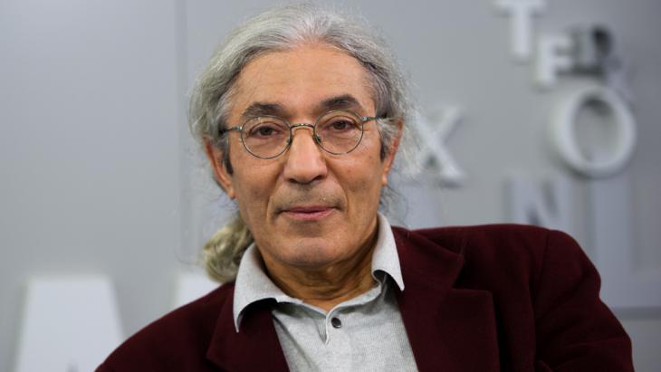 Algerischer Schriftsteller Boualem Sansal; Foto: picture-alliance/dpa