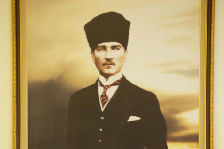 Mustafa Kemal Atatürk; Foto: dpa