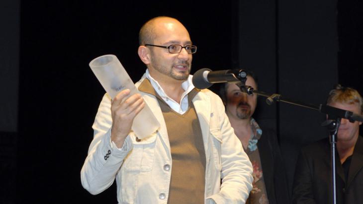 Der iranischstämmige Filmemacher Arash T. Riahi; Foto: picture alliance/landov