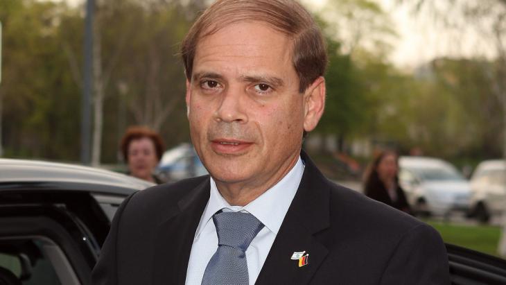 Israels Botschafter in Deutschland, Yakov Hadas-Handelsman; Foto: Adam Berry/Getty Images