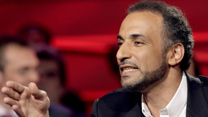 Tariq Ramadan; Foto: dpa/picture-alliance
