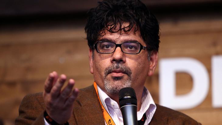 """Naif al-Mutawa, Erfinder der """"99""""; Foto: Getty Images"""