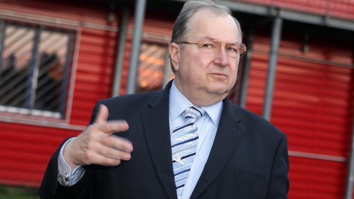 Neuköllns Bezirksbürgermeister Heinz Buschkowsky; Foto: dpa/picture-alliance