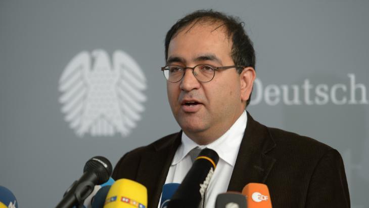 Omid Nouripour, (Bündnis 90/Die Grünen); Foto: picture-alliance/dpa