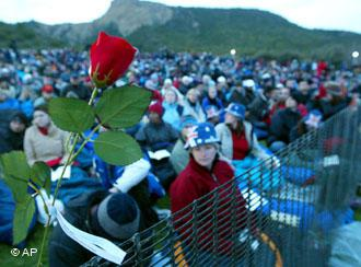 ANZAC-Day in Gallipoli; Foto: AP