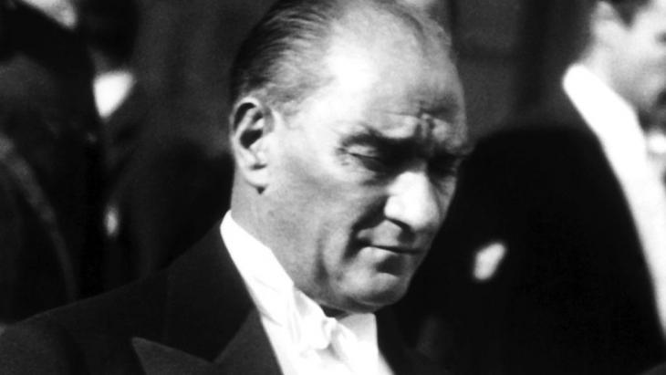 Mustafa Kemal Atatürk; Foto: picture-alliance/dpa