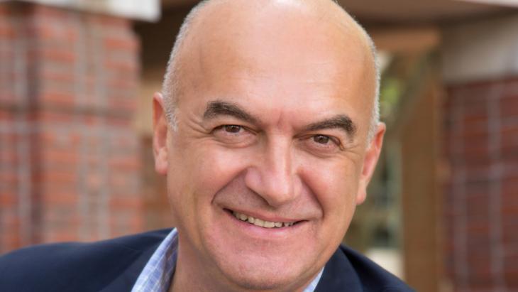 Journalist Yavuz Baydar. Foto: privat