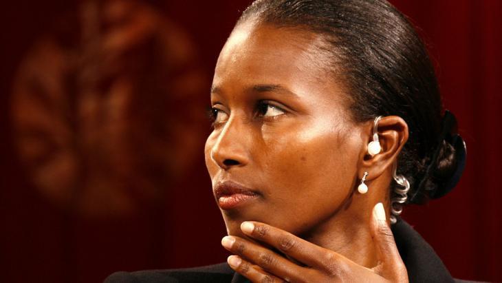 Ayaan Hirsi Ali; Foto: AP