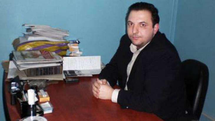 Der syrische Journalist Mazen Darwish. Foto: Mazen Darwish