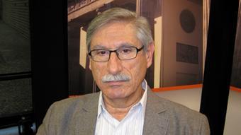 Politologe Ralph Ghadban. Foto: DW