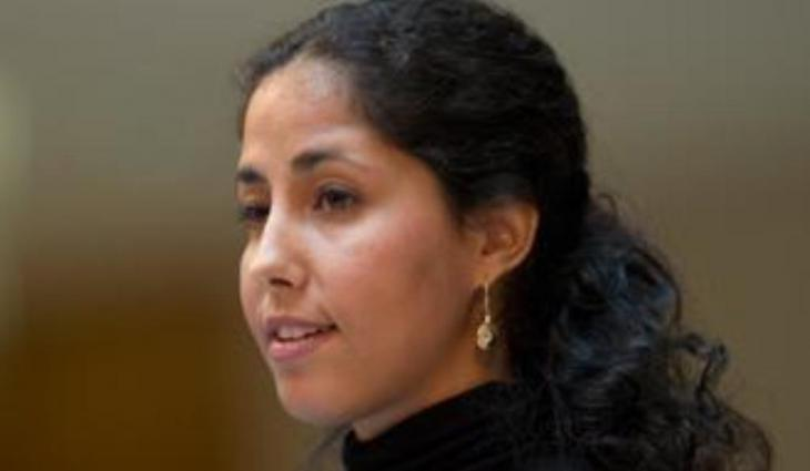 Laila Soliman (photo: picture alliance/Sven Simon)